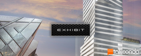 Toronto Exhibit Residences 100 M 329 Ft 32 Floors