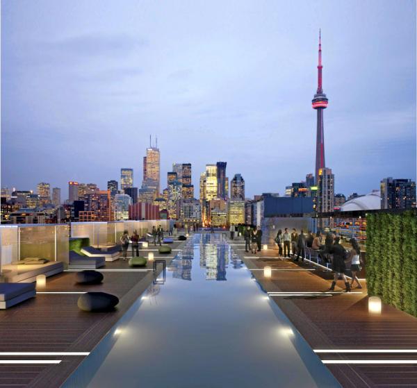 Queens Hotel Toronto