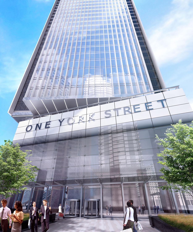 MENKES DEVELOPMENTS LTD. - Menkes, HOOPP Commence Construction