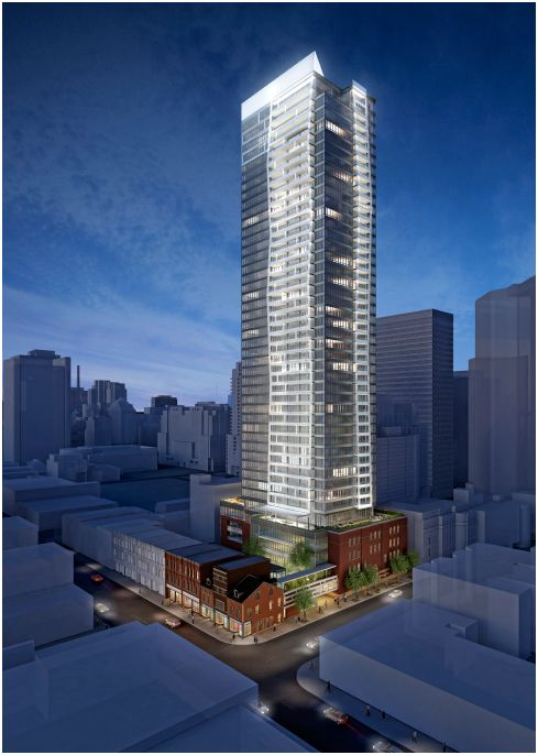 Mod developments introduce 60 storey massey tower talkcondo for Modern condo building design