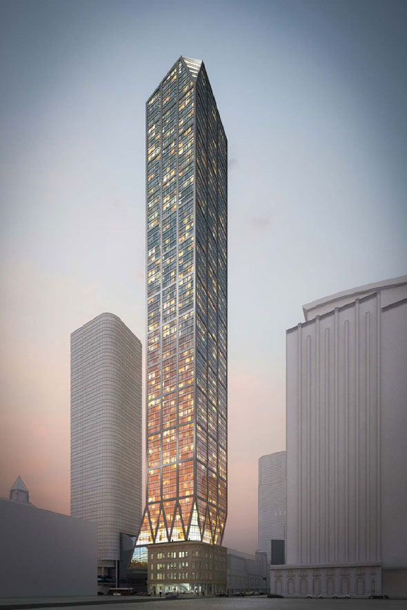 10 Architectural Landmark Condos Coming To Toronto Talkcondo