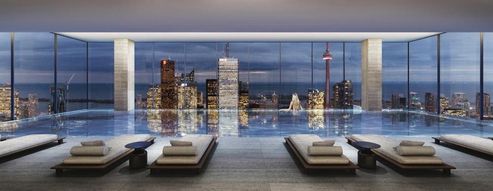 Yc Condos Release Stunning Penthouse Collection Talkcondo