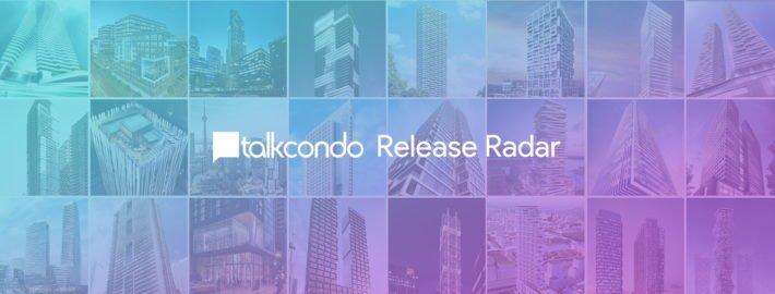 TalkCondo Release Radar Header